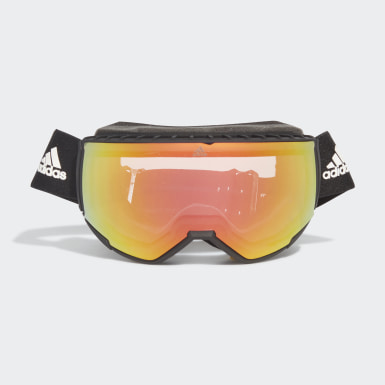 Winter Sports Black Snow Goggles SP0039