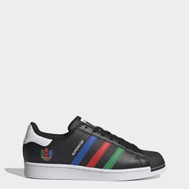 Originals Black Superstar Ayakkabı