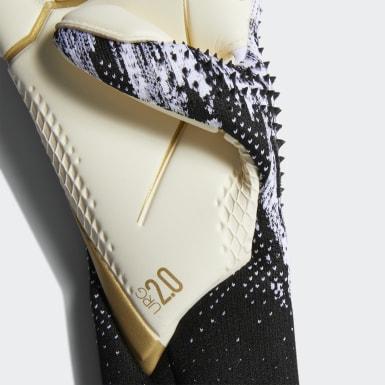 Futbal čierna Brankárske rukavice Predator 20 Pro Hybrid