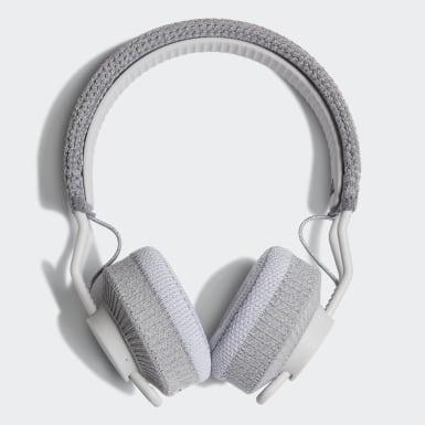 Hardlopen Grijs RPT-01 Sport On-Ear Koptelefoon