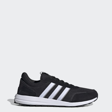 Mænd Løb Sort Retrorun sko