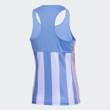 Camiseta LEONAS Titular Azul Niña Hockey