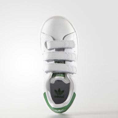 Infant Originals White Stan Smith Shoes