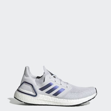 Tenis para correr Ultraboost 20 Gris Hombre Cycling
