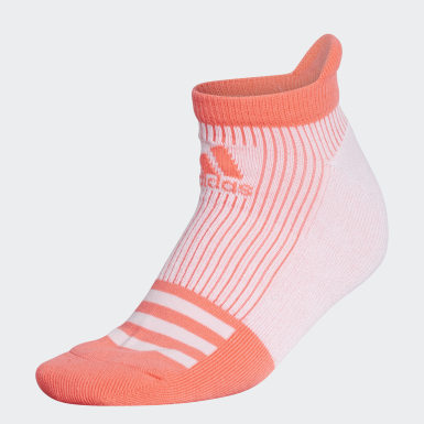 Women Golf White Low-Cut Socks