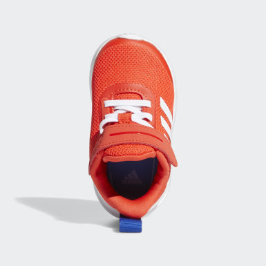 Toddlers 1-4 Years Training Red FortaRun Running Shoes 2020