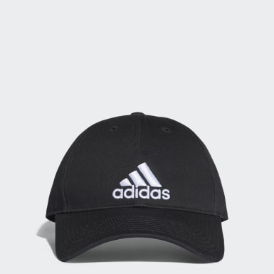 Gorra Classic Six-Panel Negro Training