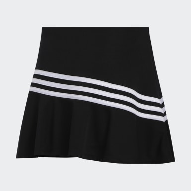 Youth Training Black Sport Skort