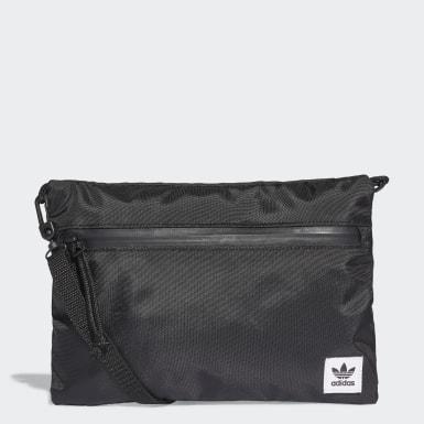 Originals Black Simple Pouch Large