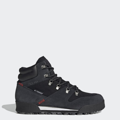 Men's Hiking Black Terrex Snowpitch COLD.RDY Hiking Boots