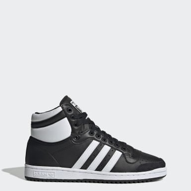 5a70d017 Black - Originals - Leather Upper - High Tops - Shoes | adidas US