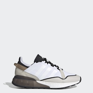 ZX 2K Boost Pure Shoes Bialy