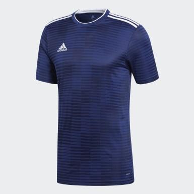 Herr Fotboll Blå Condivo 18 Tröja