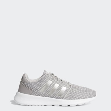 Women's Essentials Grey QT Racer Shoes