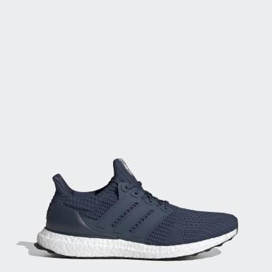 Sapatos Ultraboost 4.0 DNA Azul Homem Running