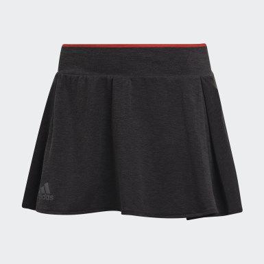 Women Tennis Black Barricade Skirt