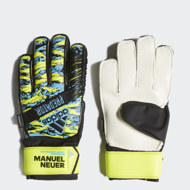 Predator Manuel Neuer Top Training Fingersave Goalkeeper Gloves