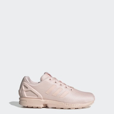 Girls Originals Pink ZX Flux sko