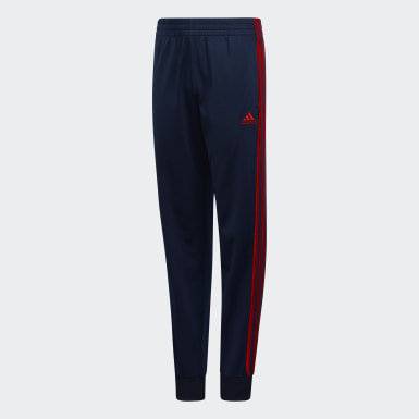 Youth Training Blue Joggers