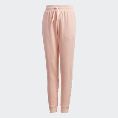 Pantalón Trifolio Grande Rosado Niño Originals
