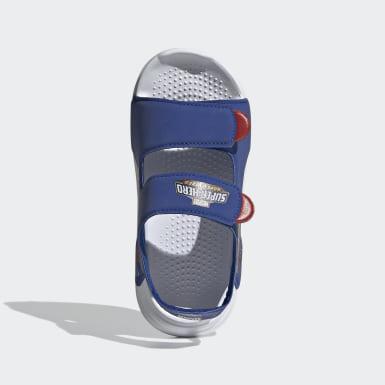 Kids 4-8 Years Swimming Blue Swim Sandals