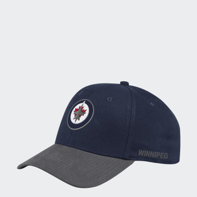 Men Hockey Multicolor Winnipeg Jets Coach Structured Flex Cap