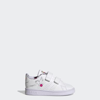 Bebek Sport Inspired Beyaz Advantage Ayakkabı
