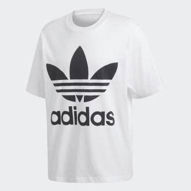 T-shirt Oversize Trefoil