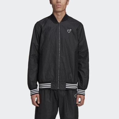 Men Originals Black HM Track Top