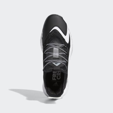 Sapatos Pro Boost Low Preto Basquetebol