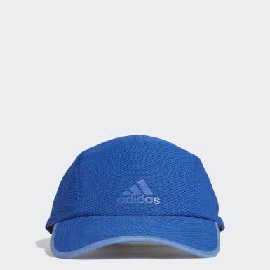 Běh modrá Kšiltovka AEROREADY Runner Mesh