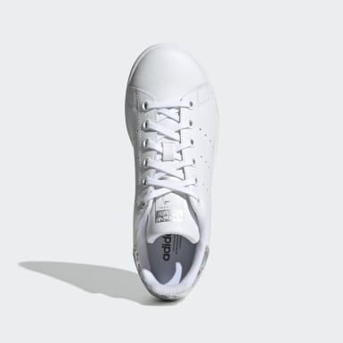 Barn Originals Vit Stan Smith Shoes