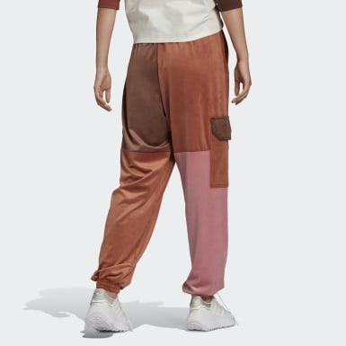 Dames Originals Bordeaux Cargo Broek