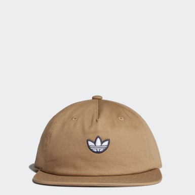 Originals Brown Samstag Granddad Cap