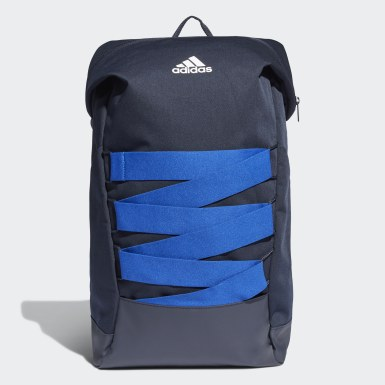 4CMTE ID Backpack Niebieski