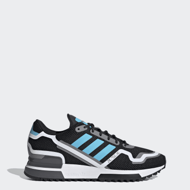 Men Originals Black ZX 750 HD Shoes