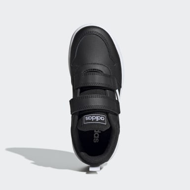 Børn Løb Sort Tensaurus sko