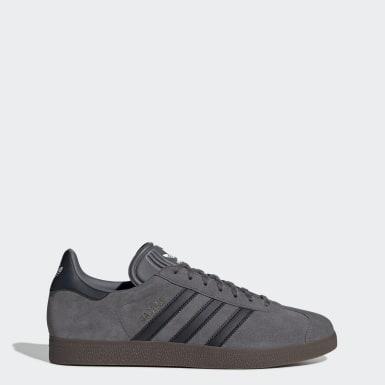 Sapatos Gazelle Cinzento Originals