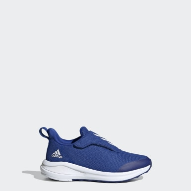 Kids 4-8 Years Running Blue FortaRun AC Shoes