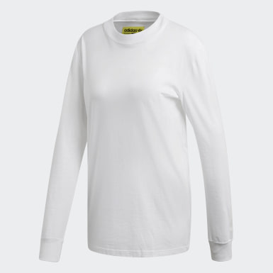 Women Originals White Kaval Tee