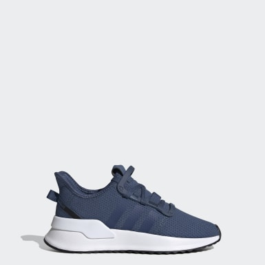 Chaussure U_Path Run Bleu Enfants Originals