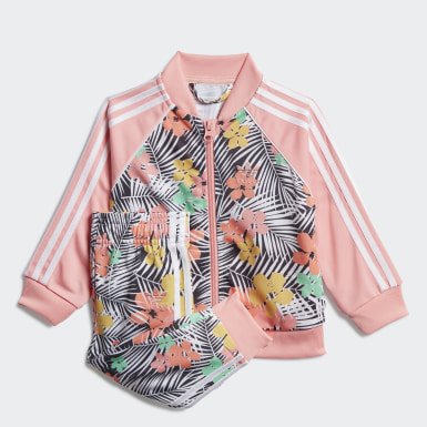 Bebek Originals Pink SST Eşofman Takımı