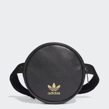 Round bæltetaske