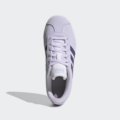 Zapatillas VL Court 2.0 Púrpura Niño Sport Inspired