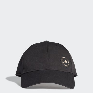 Women adidas by Stella McCartney Black adidas by Stella McCartney Running Cap