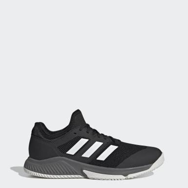 Sapatos Court Team Bounce – Pavilhão Preto Netball