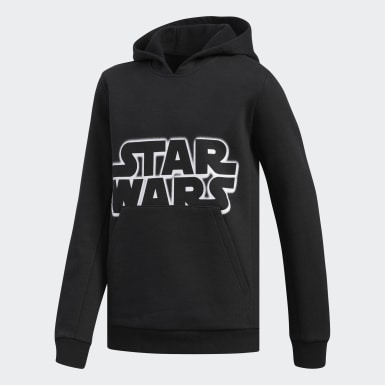 Sudadera con capucha Star Wars Rebel Against Tradition Negro Niño Basketball