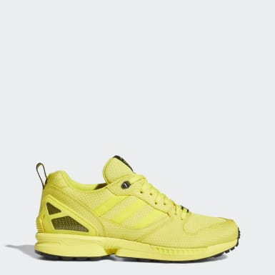 Tenis ZX 5000 Torsion Amarillo Hombre Originals