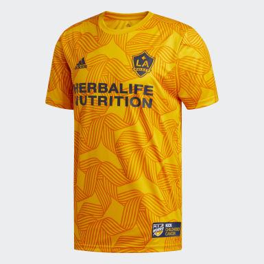 LA Galaxy KCC Pre-Match Jersey