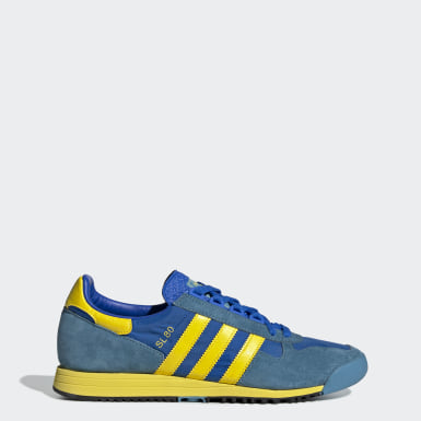 Männer Originals SL 80 Schuh Blau